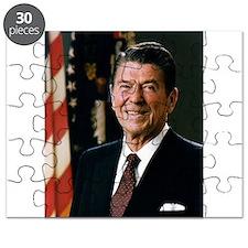President Ronald Reagan Puzzle