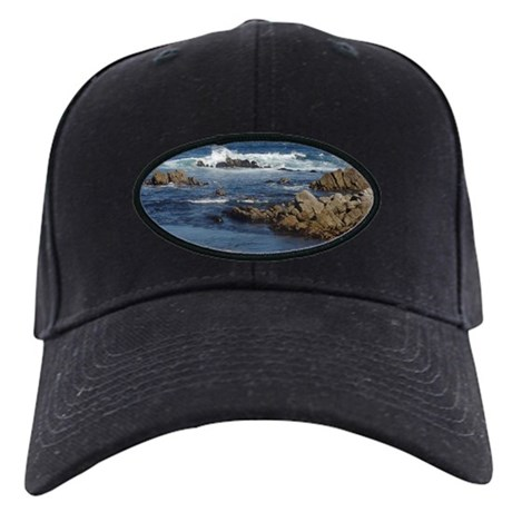 California Ocean 02 Baseball Hat