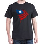 Anti-bush- bucaneers Dark T-Shirt