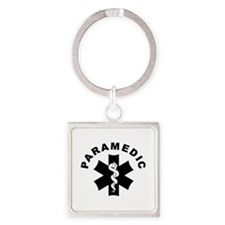 Paramedic Star Of Life Keychains