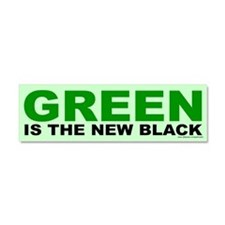 Green Is The New Black (magnet)