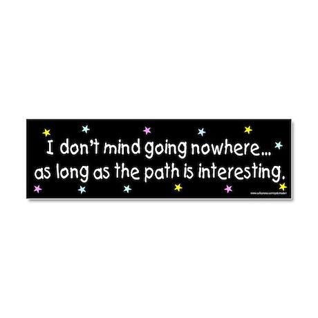 Going Nowhere (magnet)