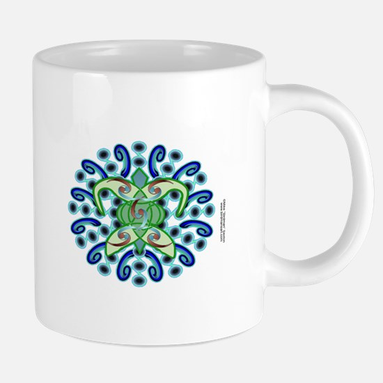Celt Turtle Stainless Steel Travel Mugs