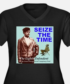 Seize the Time: The Eighth Defendant Plus Size T-S