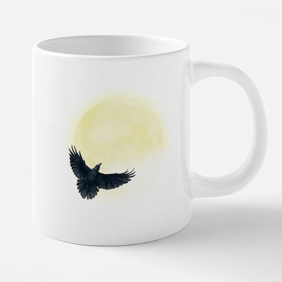 Raven Moon Mugs