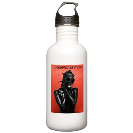 Rubber Bear Water Bottle