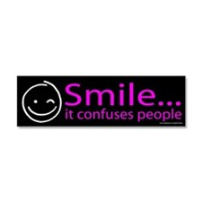Smile Purple (magnet)
