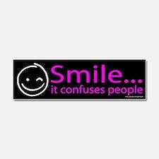 Smile Purple (magnet)