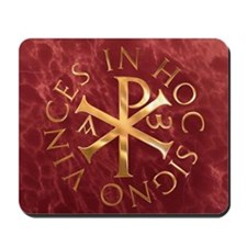 Chi-Rho Mousepad