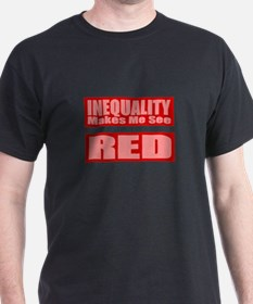 Marriage Inequality Equality T-Shirt