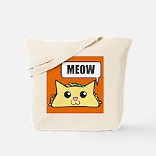 Taco Cat Meow OBG Tote Bag