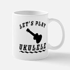 Let's Play Ukulele Mug