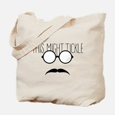 This Might Tickle Tote Bag