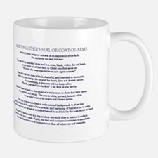 Luther Seal and Explantion Mug (white)