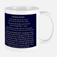 Luther's Evening Prayer Small Small Mug