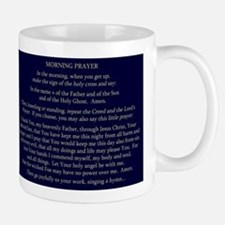 Luther's Morning Prayer Small Small Mug