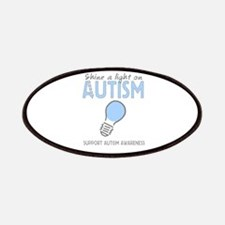 Shine a light on Autism Patches