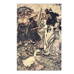 Rackham's Once Upon a Time Postcards (Package of 8