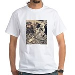 Rackham's Once Upon a Time White T-Shirt