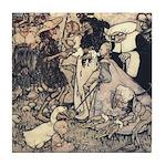 Rackham's Once Upon a Time Tile Coaster