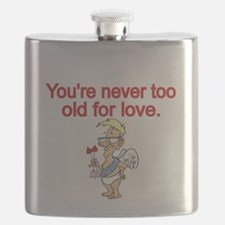 Youre never too old for love Flask