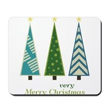 Very Merry Christmas Mousepad