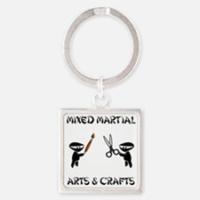 Mixed Martial Arts Crafts Keychains