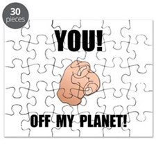 Off My Planet Puzzle