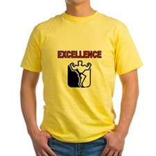 EXCELLENCE with body builder T-Shirt