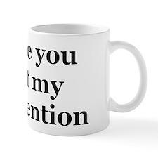See You At My Intervention Mug