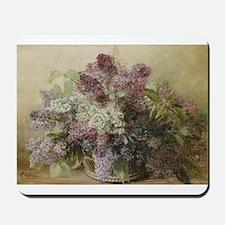 Beautiful Bouquet of Lilacs Mousepad