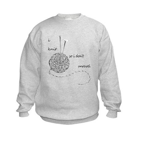 Knit Wit Sweatshirt