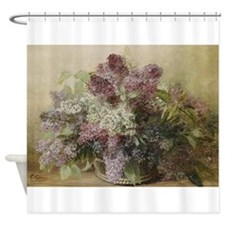 Beautiful Bouquet of Lilacs Shower Curtain