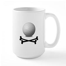 Pirate Golf Mug
