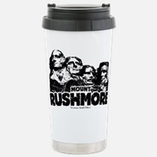 Mount Rushmore Travel Mug