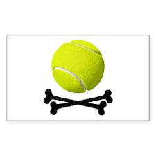 Pirate Tennis Decal