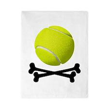 Pirate Tennis Twin Duvet