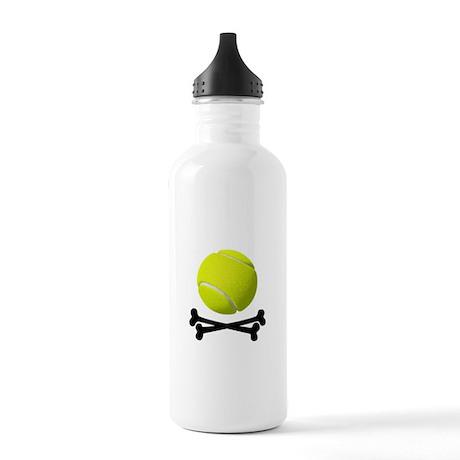 Pirate Tennis Water Bottle