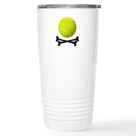 Pirate Tennis Travel Mug