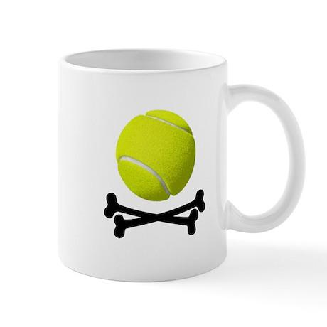 Pirate Tennis Mug