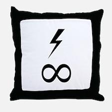Potter Forever Throw Pillow