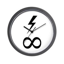 Potter Forever Wall Clock