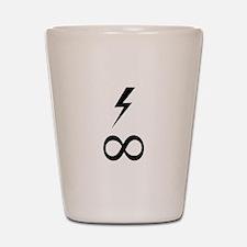 Potter Forever Shot Glass