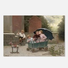 Imagination at Play Postcards (Package of 8)