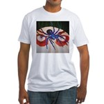 Spider Dan Fitted T-Shirt