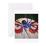 Spider Dan Greeting Cards (Pk of 10)