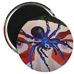 "Spider Dan 2.25"" Magnet (10 pack)"