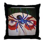Spider Dan Throw Pillow