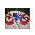 Spider Dan Postcards (Package of 8)