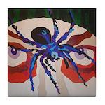 Spider Dan Tile Coaster